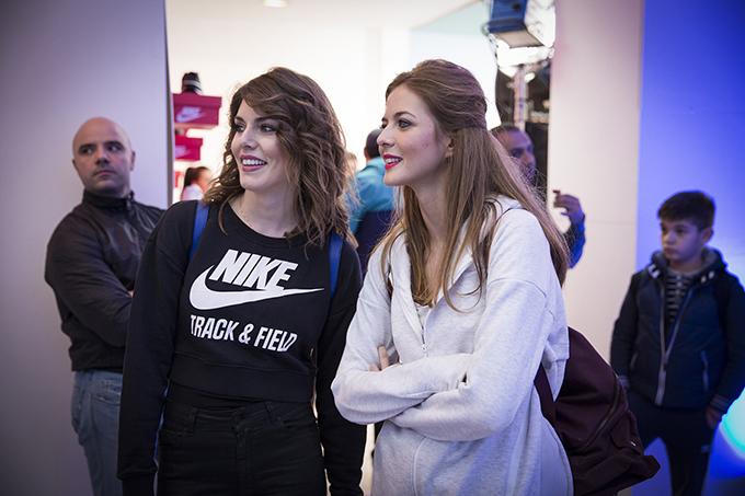 Tamara Dragičević i Nina Janković Veliki broj poznatih proslavio Air Max Day
