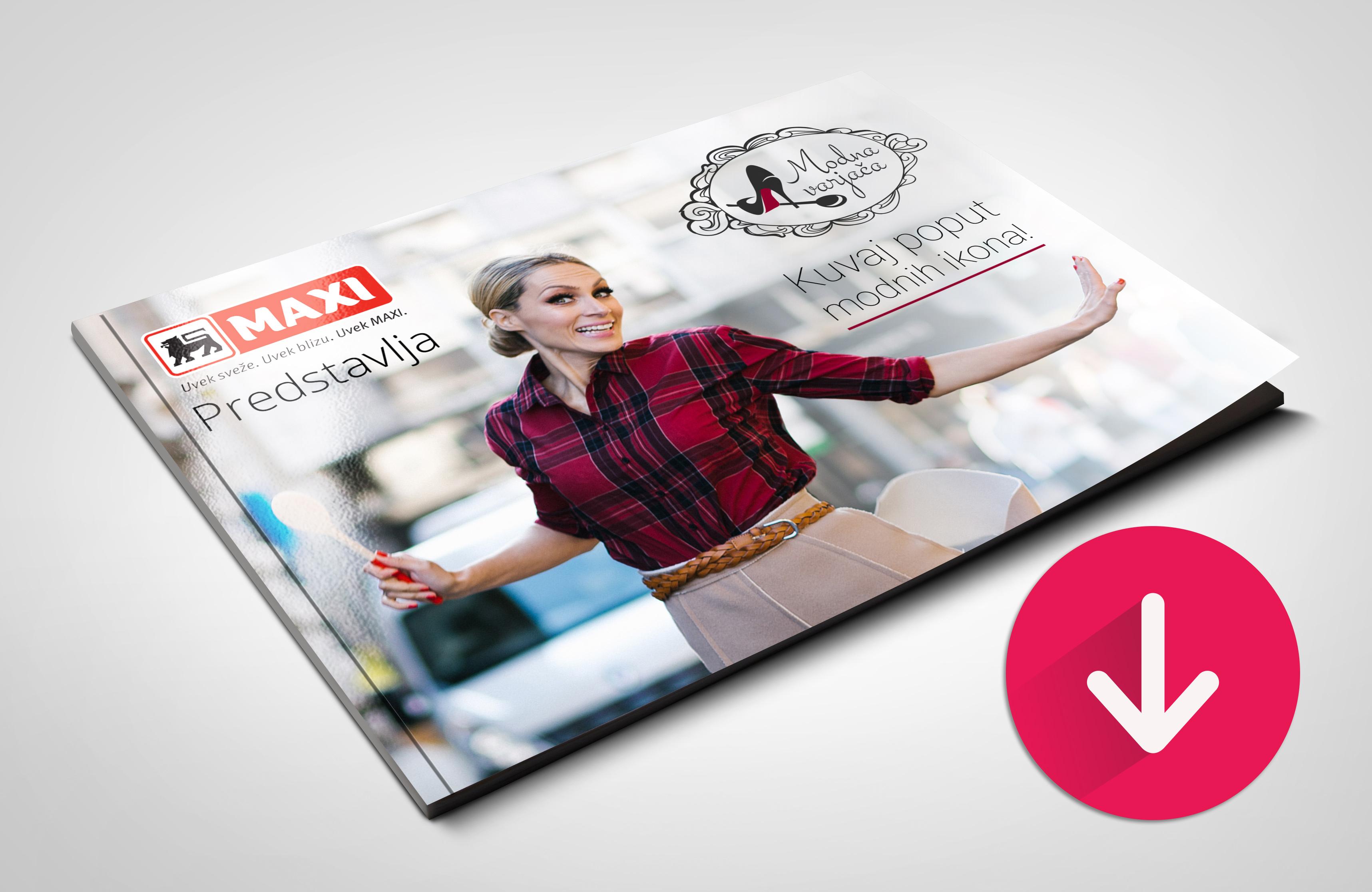 Wannabe eBook Modna Varjaca Download Thumbnail 14 a 1 1 Knjiga recepata Modna varjača: Kuvaj poput modnih ikona
