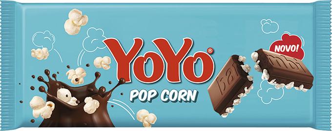 YoYo Pop Corn 120g Magična kombinacija ukusa