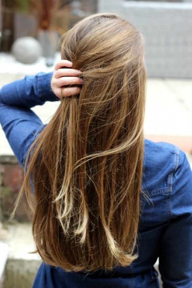 balajaz tehnika bojenja kose Dokaz da će BALEJAŽ nijansiranje kose dominirati i ove godine
