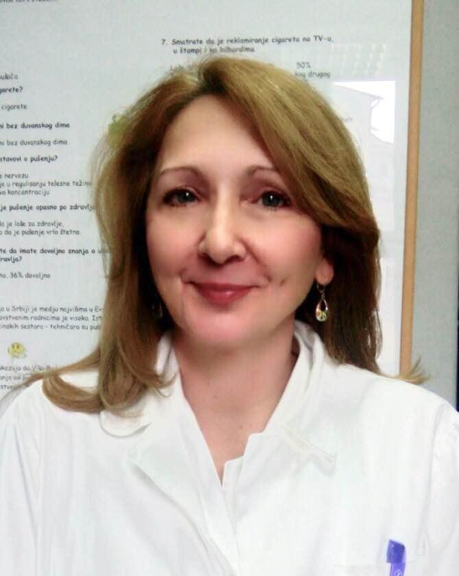 dr ana jovicevic Intervju: dr Ana Jovićević, epidemiolog sa Instituta za onkologiju i radiologiju Srbije