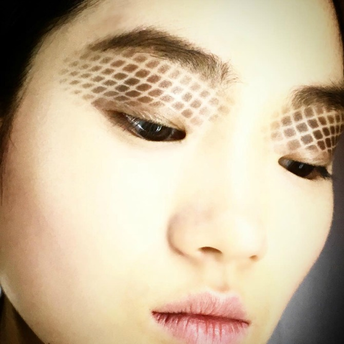 makeup 3 Ovaj make up trend ostaviće vas bez daha!