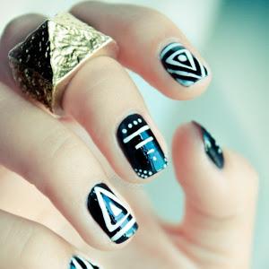 native geometric manicure Kviz: Koji komad nakita ti NAJVIŠE odgovara?