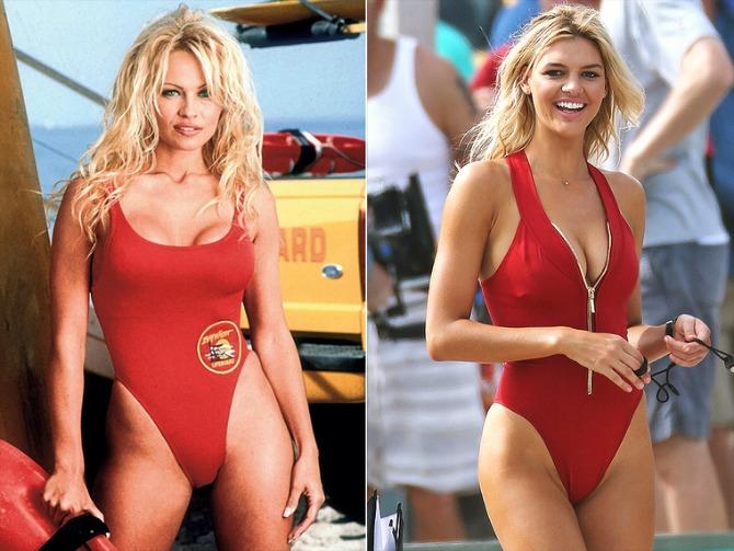 pamela anderson Kako su se modeli kupaćih kostima MENJALI tokom decenija