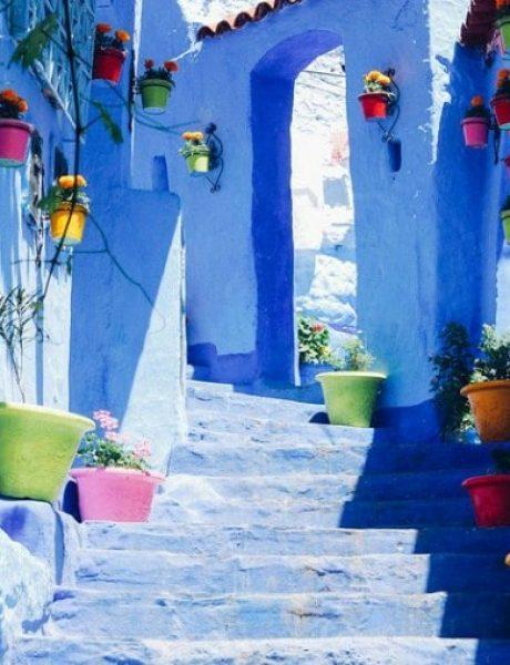Upoznajte PLAVI grad Maroka (GALERIJA)