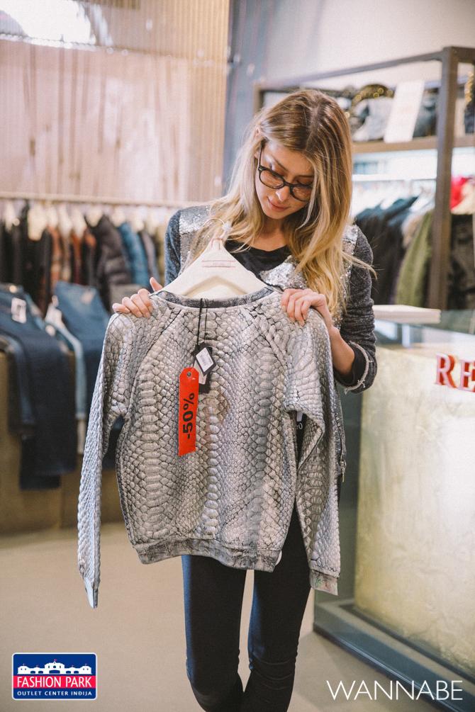 tijana 3 Mojih top 5 iz Fashion Park Outlet Centra Inđija: Tijana Krstić, manekenka i modna dizajnerka
