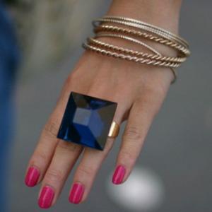 veliki prsten Kviz: Kakav manikir bi trebalo da nosiš ovog proleća?