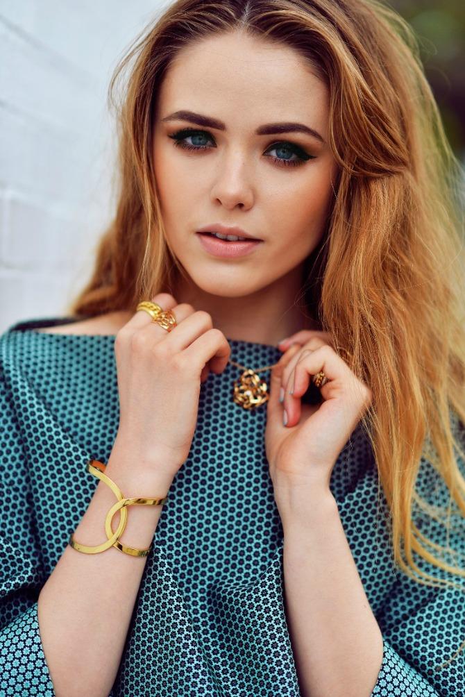 zlatno nakit 2 6 načina kako da izgledaš ZANOSNO u zlatnom