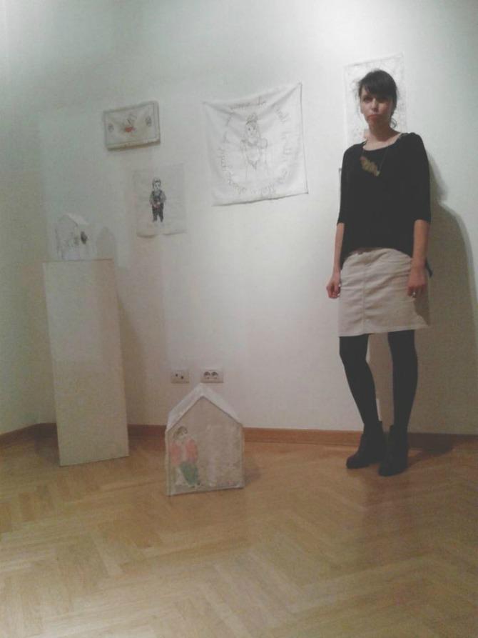 1972260 10202838596061134 8601484301647784429 n Intervju: Marina Kostić, dizajnerka tekstila i docent na odseku za Modni dizajn Univerziteta Metropolitan