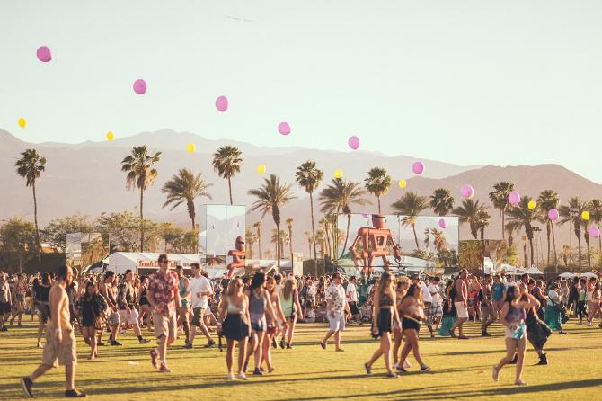667 Ovo NISTE znali o festivalu Coachella