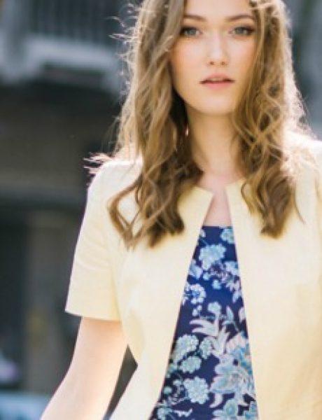 Modni predlog AMC: Cvetne haljine za ROMANTIČNE devojke