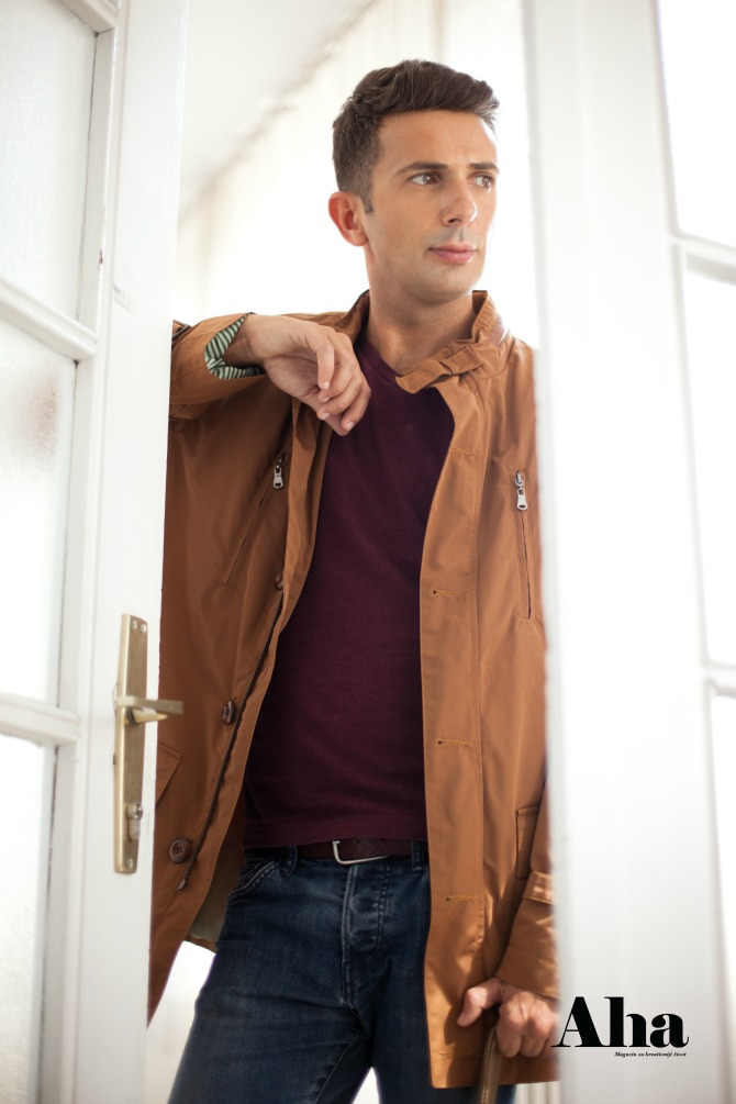 Aleksandar1 Intervju: Aleksandar Ilić, baletski igrač i koreograf