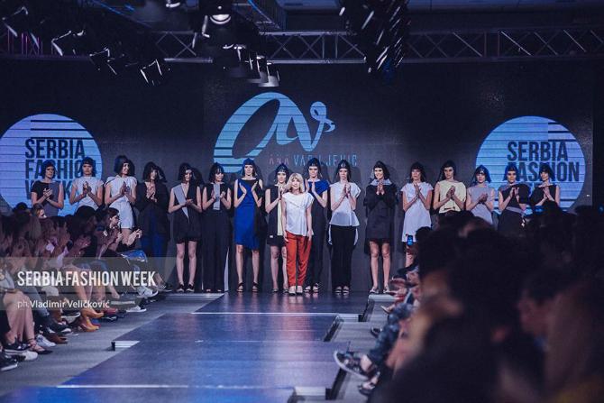 Ana Vasiljevic3 Ana Vasiljević predstavila NOVU kolekciju