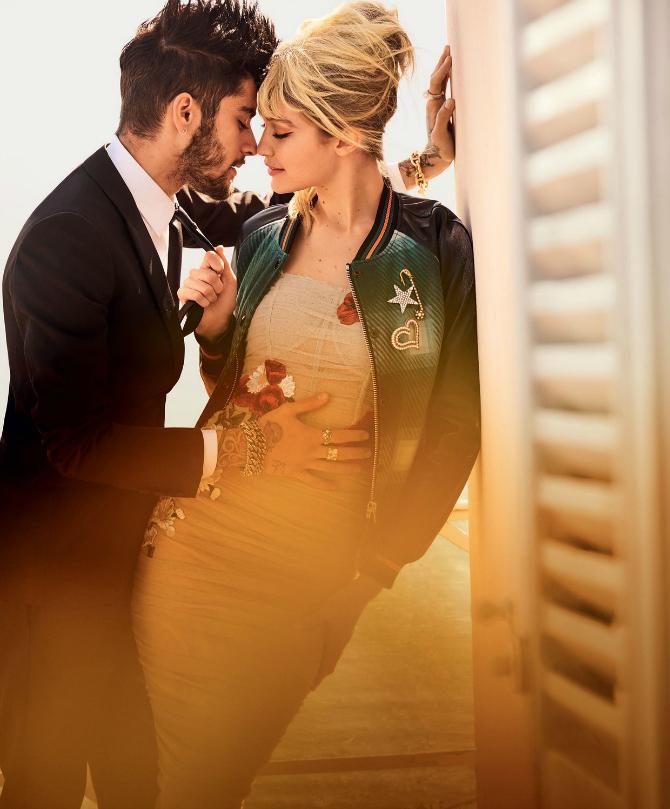Gigi3 Savršene fotografije Džidži Hadid i Zejna Malika za Vogue (GALERIJA)