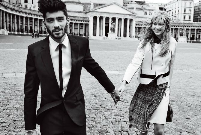 Gigi4 Savršene fotografije Džidži Hadid i Zejna Malika za Vogue (GALERIJA)