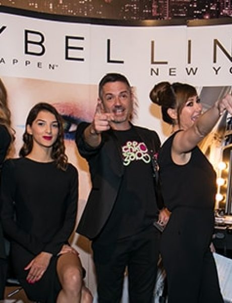 "Maybelline New York ponosno predstavlja novi slogan ""Make it happen"""
