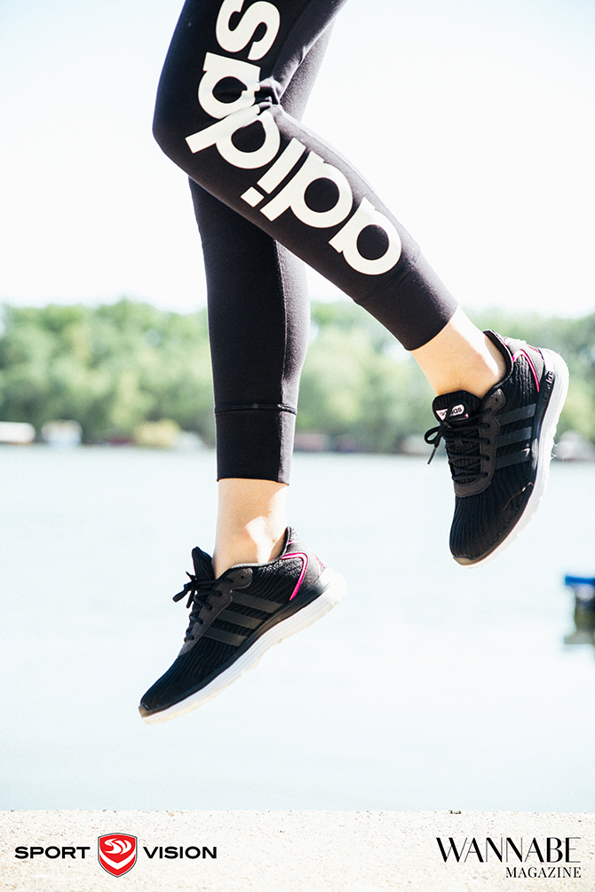 IMG 8286 Modni predlog: adidas NEO Cloudfoam patike