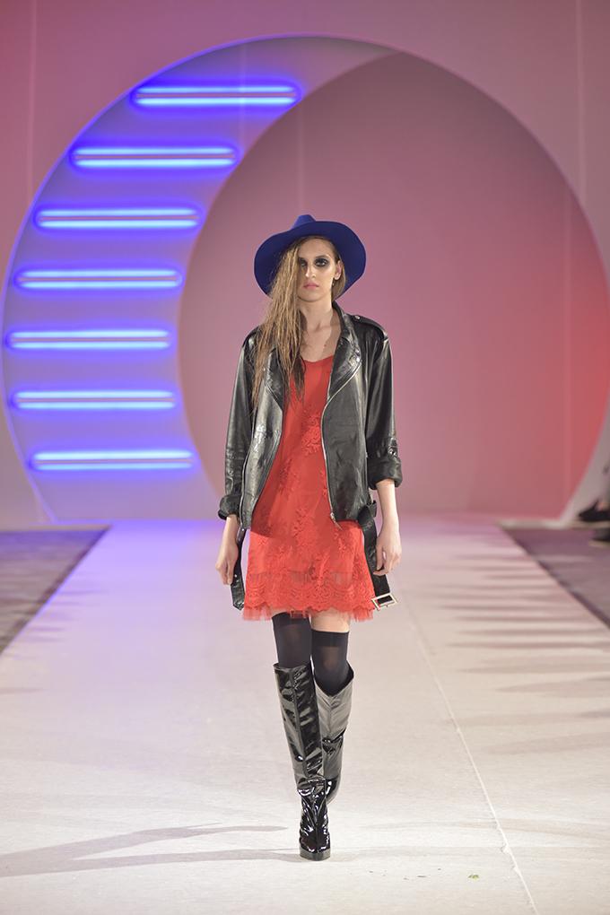 Iva Stefanović 2 39. Black'n'Easy Fashion Week: Tribute to David Bowie & MATES