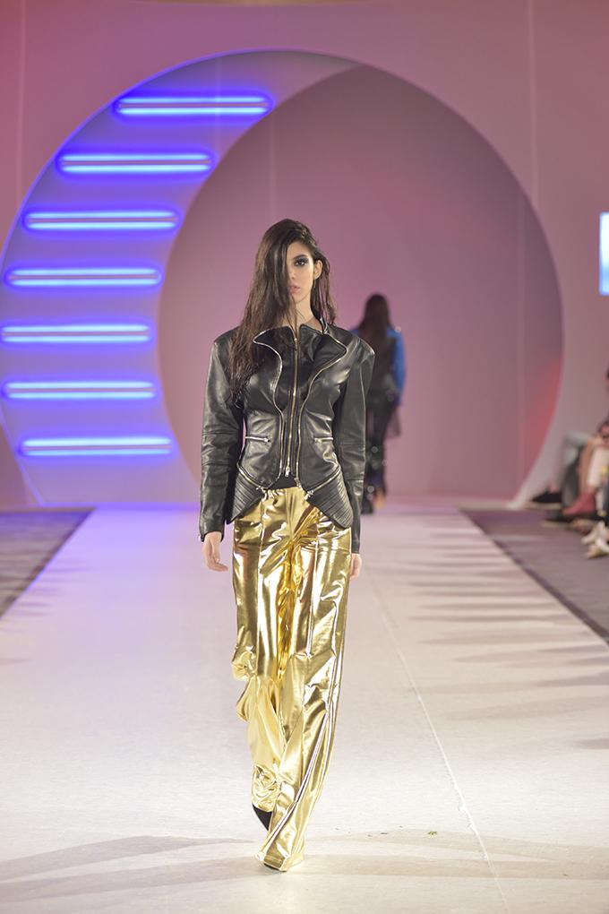 Iva Stefanović 3 39. Black'n'Easy Fashion Week: Tribute to David Bowie & MATES