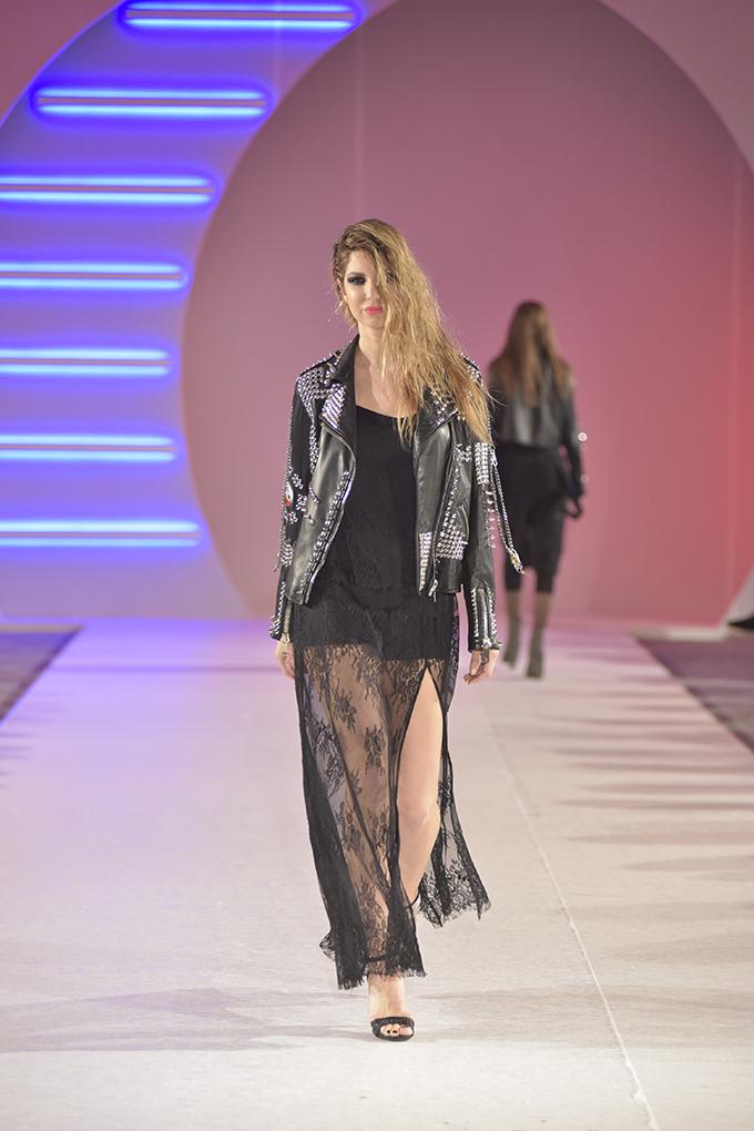 Iva Stefanović 6 39. Black'n'Easy Fashion Week: Tribute to David Bowie & MATES