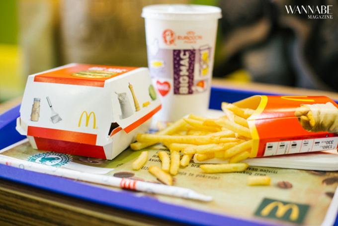 McDonalds 11 Kako NASTAJU vaši omiljeni hamburgeri?