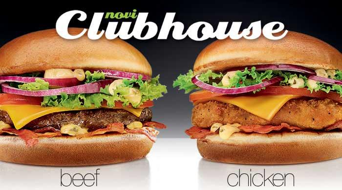 McDonalds Clubhouse burgeri Koji to burger ovih dana moraš probati?