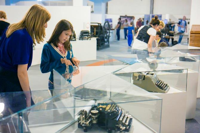 Muzej nauke i tehnike 1 13. Noć muzeja: Dečjom turom kroz MUZEJSKE priče