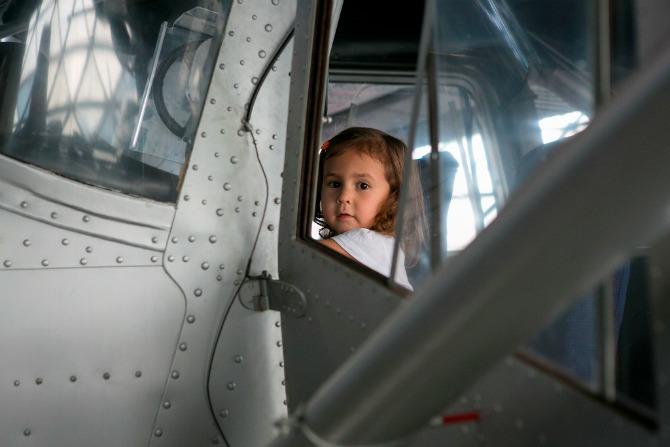 Muzej vazduhoplovstva 6 13. Noć muzeja: Dečjom turom kroz MUZEJSKE priče
