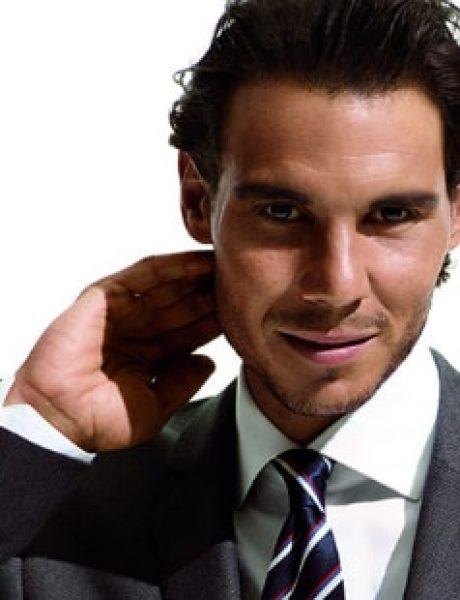 Kako izgleda Rafael Nadal u odelima Tommy Hilfiger (VIDEO)