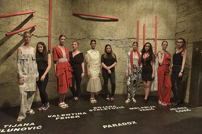 Paradox 1 39. BlacknEasy Fashion Week: Modne vinjete