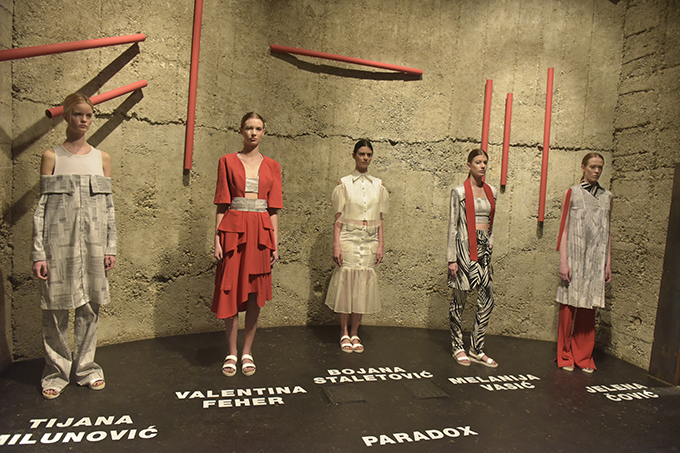 Paradox 2 39. BlacknEasy Fashion Week: Modne vinjete