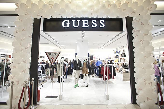 Prodavnica Zvezde podržale novi Guess White Concept