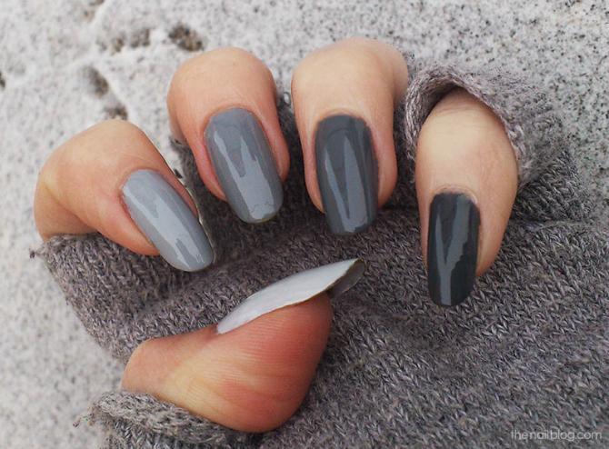 Sivi Trendi boje lakova za nokte koje TREBA da isprobate odmah