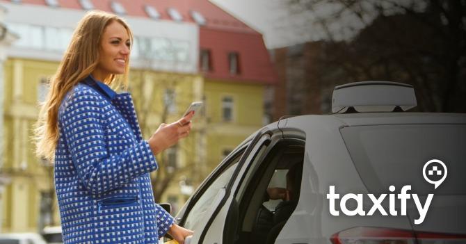 Taxify promo image 1 Ako često koristiš Taxi ovu aplikaciju MORAŠ da probaš