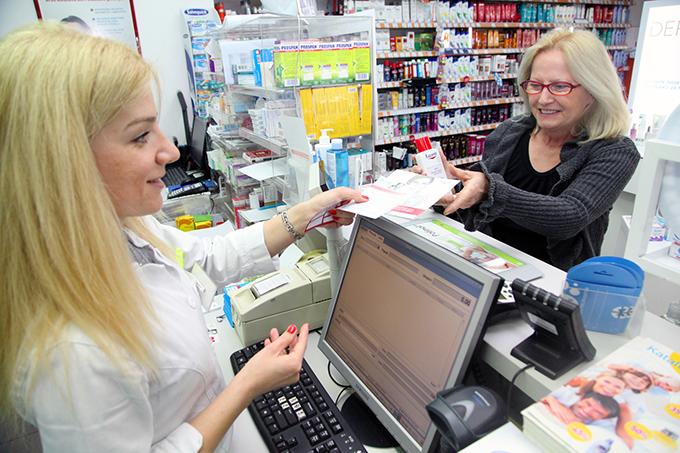 U razgovoru sa apotekarom Prva linija odbrane od ALERGIJA   vaša koža