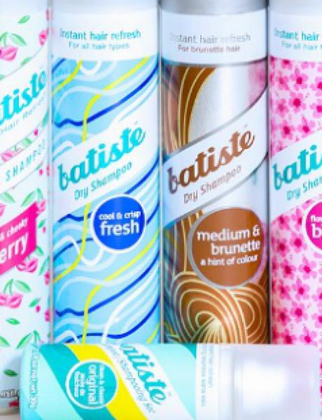 Giveaway: Osvoji SJAJNE Batiste suve šampone!