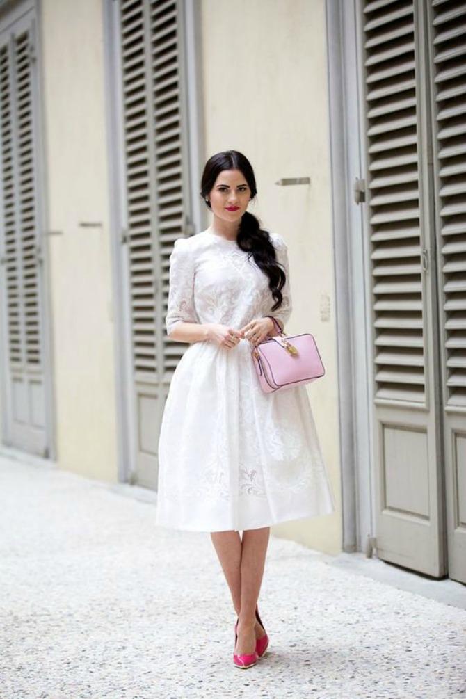 bela haljina 5 odevnih kombinacija za VEČERNJI izlazak