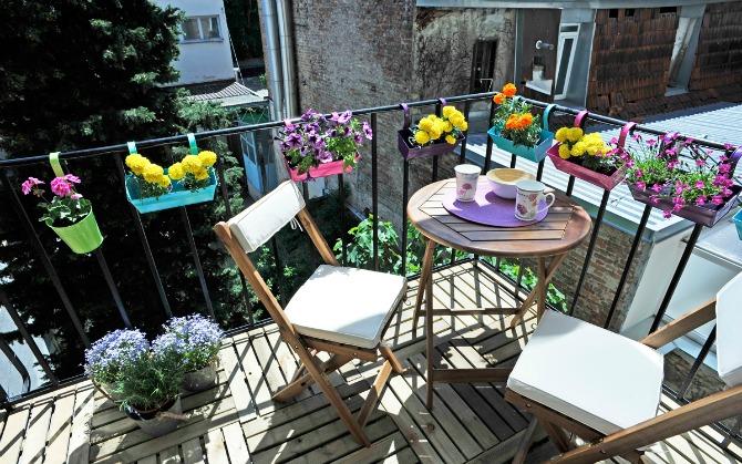 kreta Uživajte u prolećnim danima na svojoj terasi