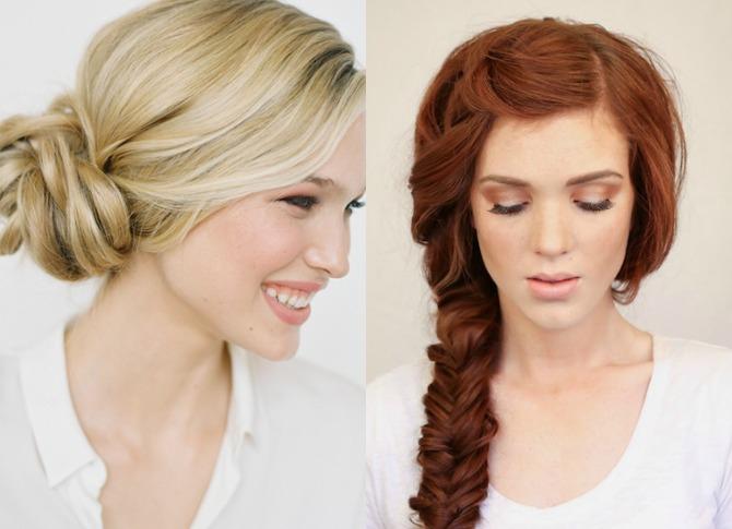 prolecne frizure 2 Najlepše prolećne frizure koje ćete napraviti za SAMO 5 minuta