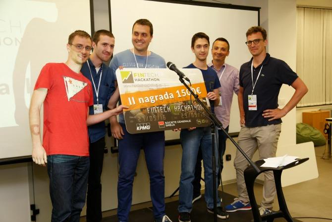 2 nagrada Završen PRVI Fintech hakaton u Srbiji