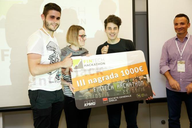 3 nagrada Završen PRVI Fintech hakaton u Srbiji