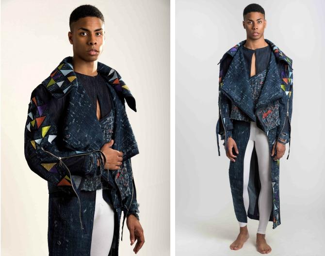 4 Denim Alienation Intervju: Ivana Vorguca, studentkinja modnog dizajna na Univerzitetu Metropolitan