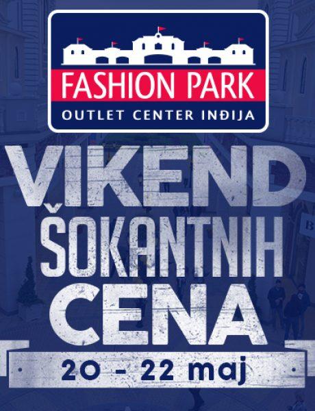 Šokantno NISKE cene u Fashion Parku!