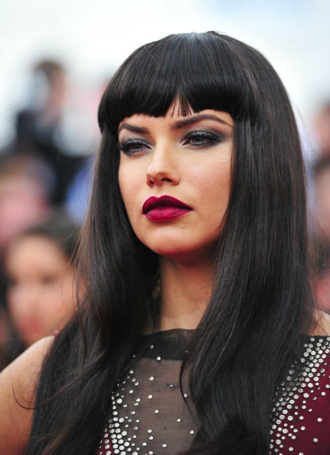 Adriana Lima Ove poznate lepotice imaju NAJLEPŠE usne