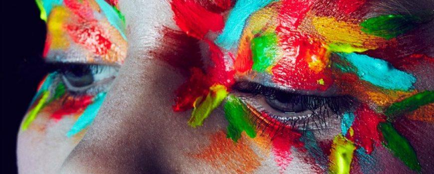 Ako volite boje DUGE, ovaj makeup će vam se dopasti!