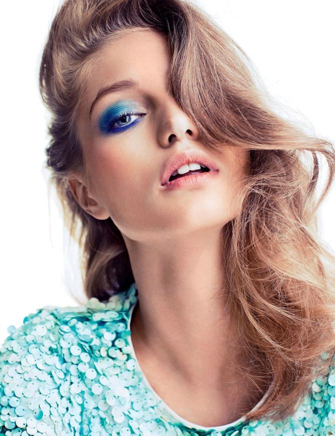 Da ako menjaš boju kose trebalo bi da PROMENIŠ i makeup 2 Da, ako menjaš boju kose, trebalo bi da PROMENIŠ i makeup!