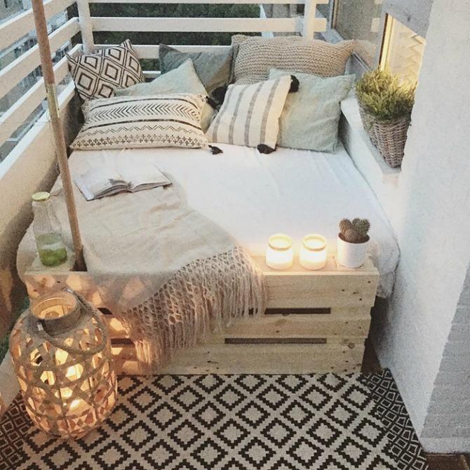 Dekoracija balkona Uredite SAVRŠENU oazu za opuštanje5 Dekoracija balkona: Uredite SAVRŠENU oazu za opuštanje