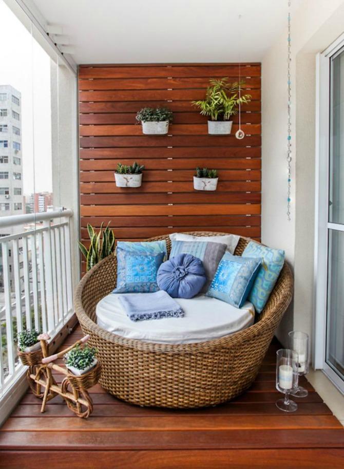 Dekoracija balkona Uredite SAVRŠENU oazu za opuštanje6 Dekoracija balkona: Uredite SAVRŠENU oazu za opuštanje
