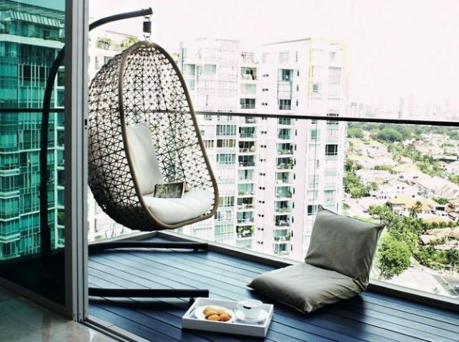 Dekoracija balkona Uredite SAVRŠENU oazu za opuštanje7 Dekoracija balkona: Uredite SAVRŠENU oazu za opuštanje