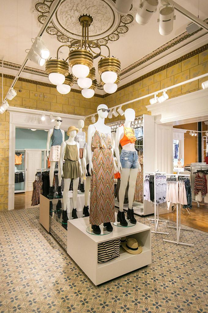 HM 4 Svečano otvorena nova H&M prodavnica u centru Novog Sada